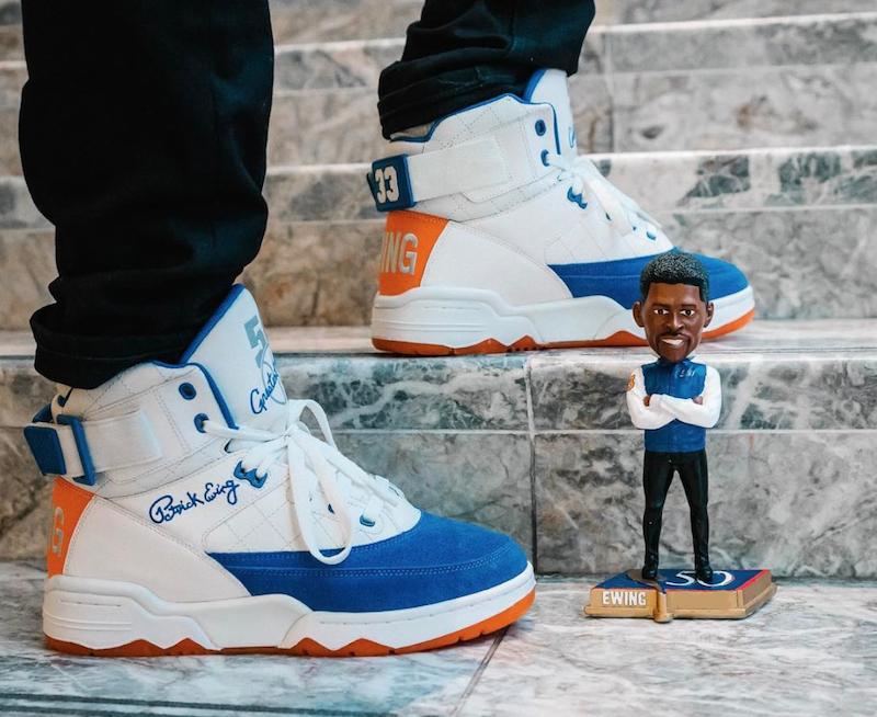 Ewing 33 Hi 50 Greatest | Sneakers