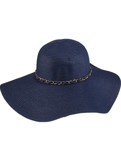 SUB Chapéu Azul Marinho.