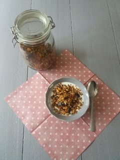 Beau-Food: Home made granola