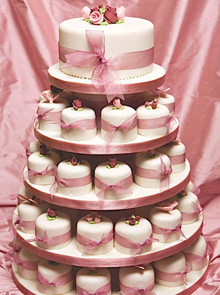 мусоровозном свадебные пирожные вместо торта рецепты с фото современном