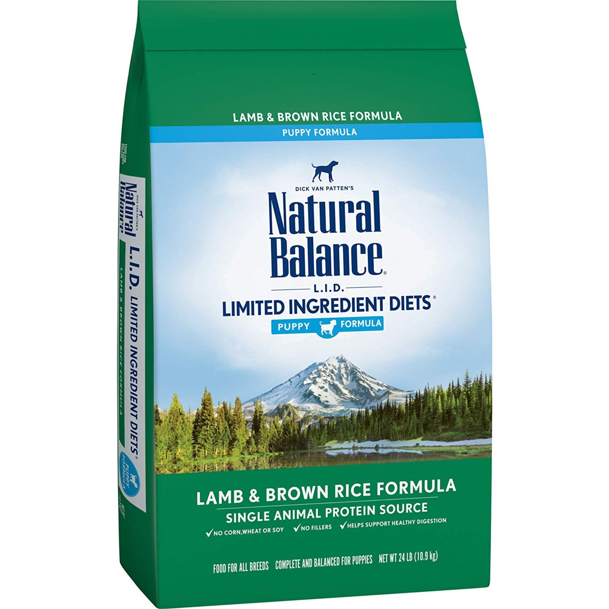 Natural Balance L I D Limited Ingredient Diets Lamb Brown Rice