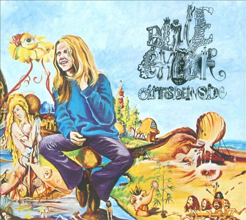 Outsideinside Blue Cheer Songs Reviews Credits Awards Allmusic Blue Cheer Blue Cheer Album Covers Rock Album Covers