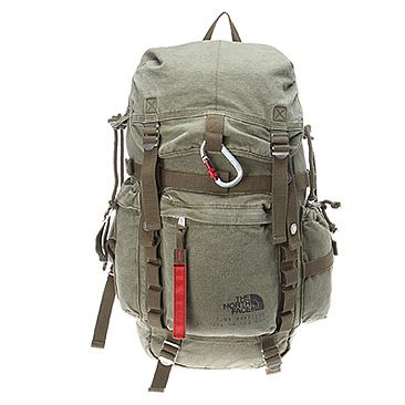 e42b5c64ae86 The North Face Canvas Pack Cargo Green $100 | Things I want ...