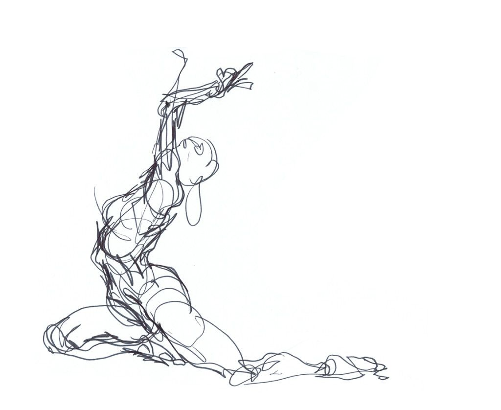 Gesture Of A Woman | dessin | Pinterest | Woman, Anatomy and Sketches