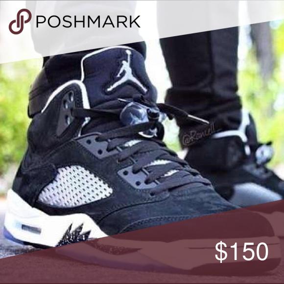 Air Jordan 5 Retro Oreo Ds Sneakers Jordans Air Jordans