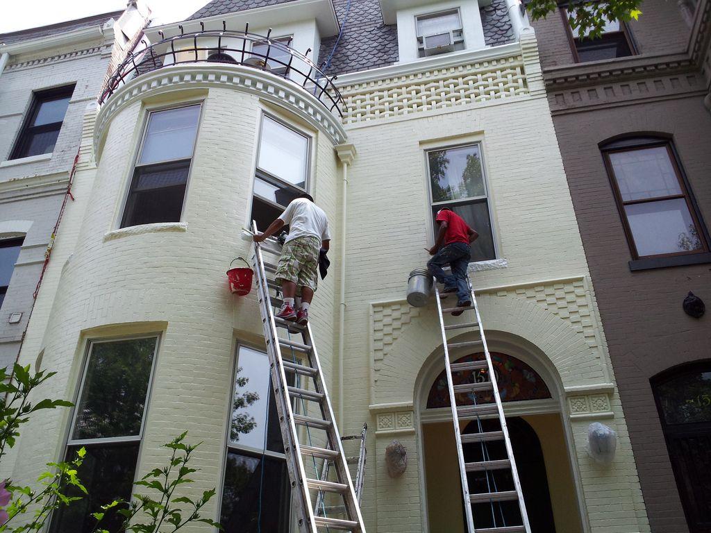 Como pintar el exterior de una casa   Pintores en Zaragoza ...