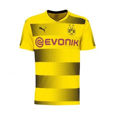 Maillot Borussia Dortmund 2017 2018 Domicile Borussia Dortmund Bundesliga Borussia Dortmund Bvb