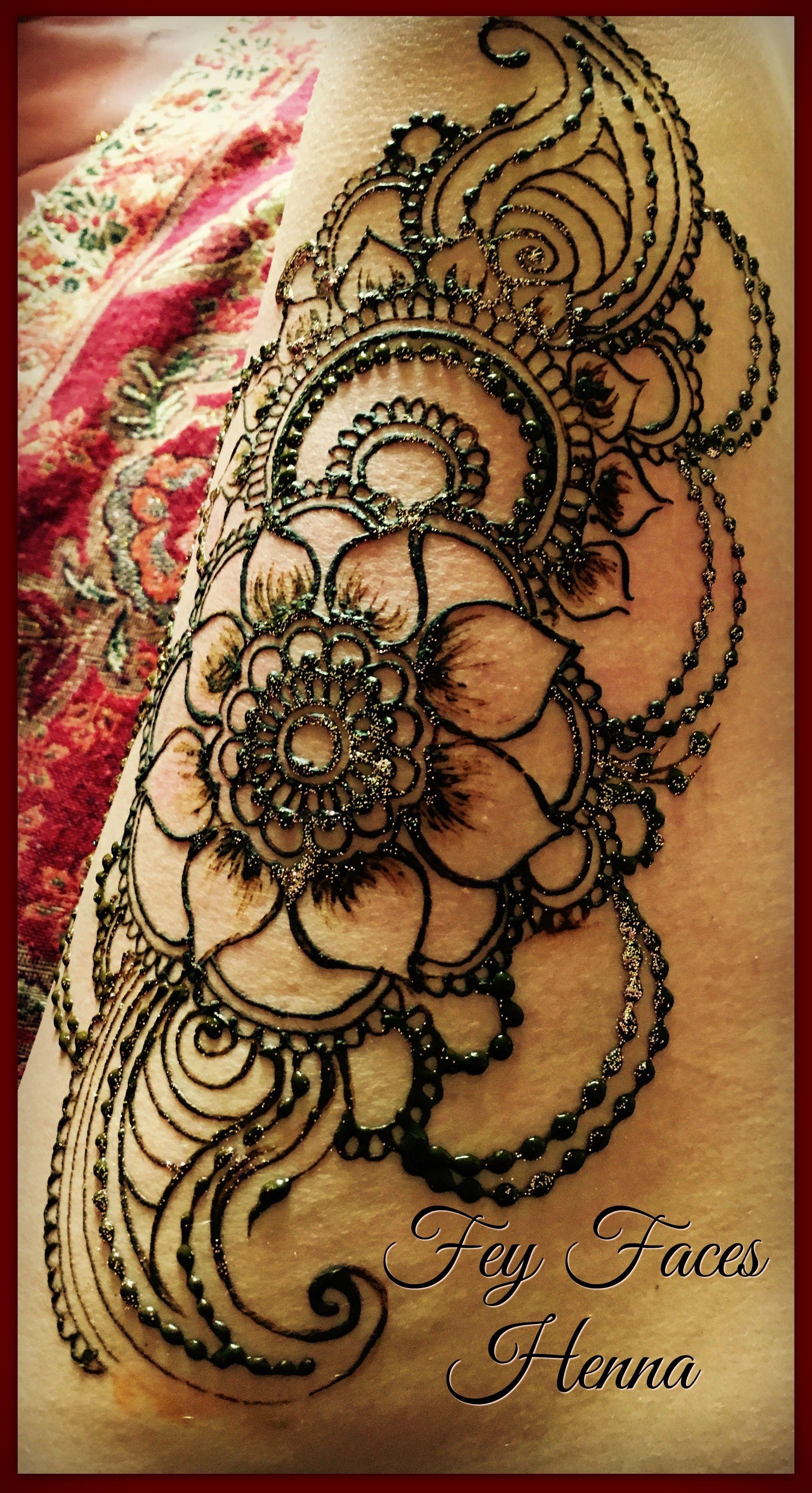 Large Henna Design Henna Henna Designs Henna Hand Tattoo