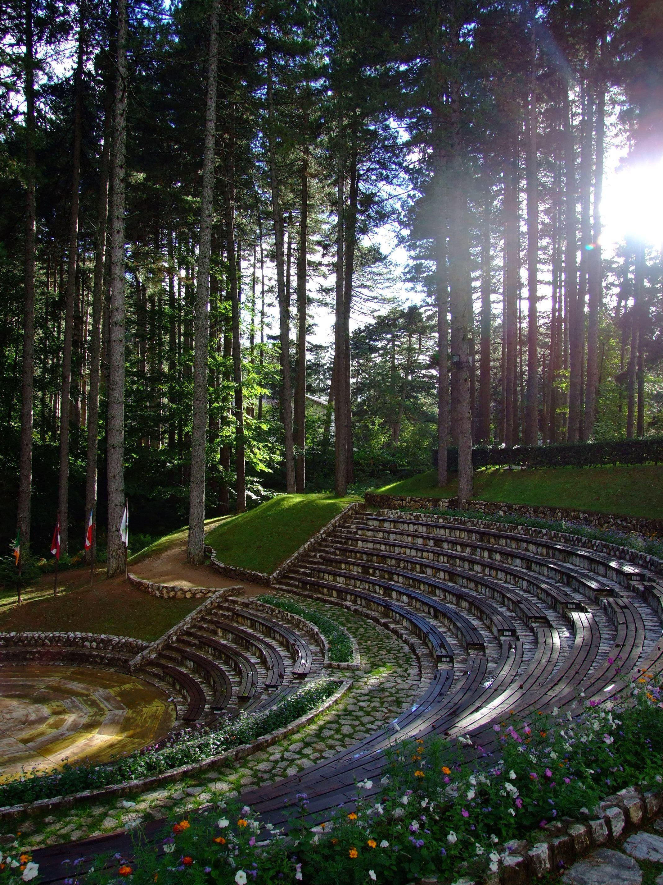 Open Theatre [Sila] calabria italy Landscape