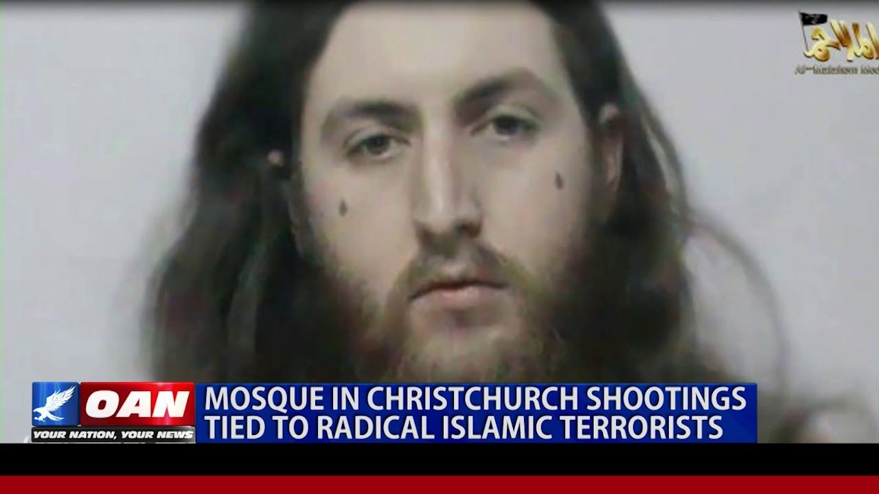 Mosque In Christchurch Shootings Tied To Radical Islamic