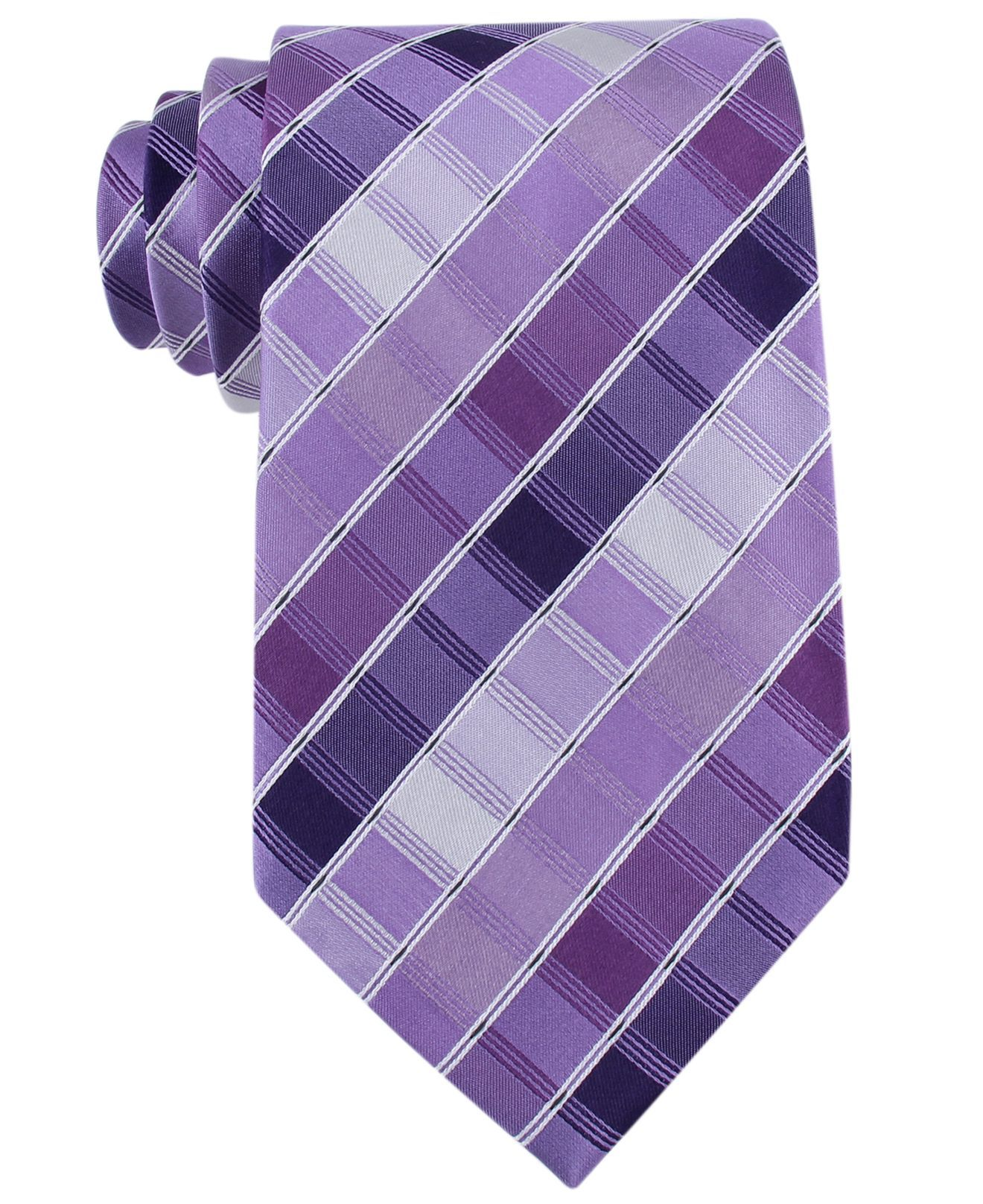 65818f8b514e Kenneth Cole Reaction Tie, Fresno Geo - Mens Ties - Macy's | Suit in ...
