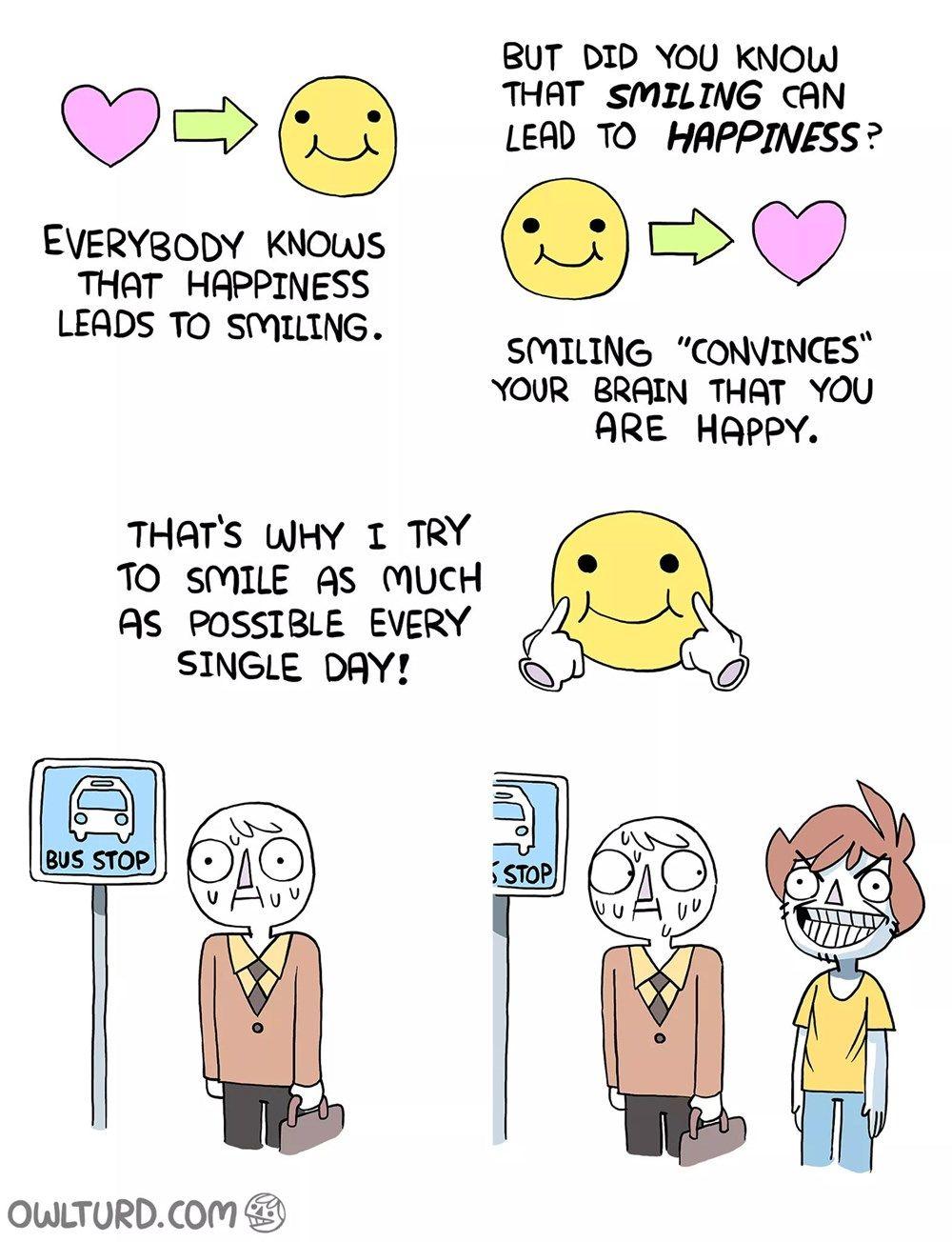 Funny Smile Girl Meme