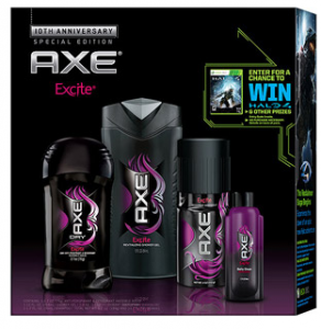 New $2 off axe gift pack – the centsable shoppin.