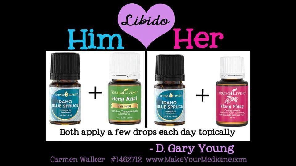 Libido For Him And Her Aceites Esenciales Aceite Aromaterapia