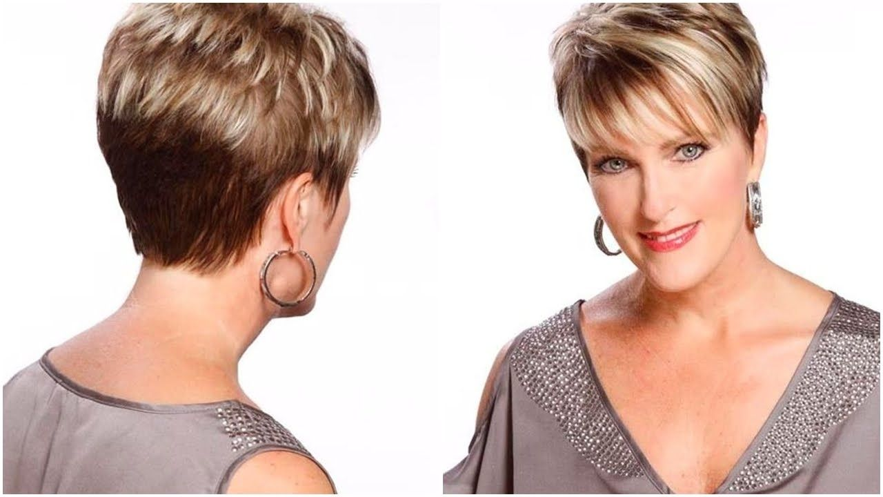 hairstyles for women over 60 with round faces short quothairstyles