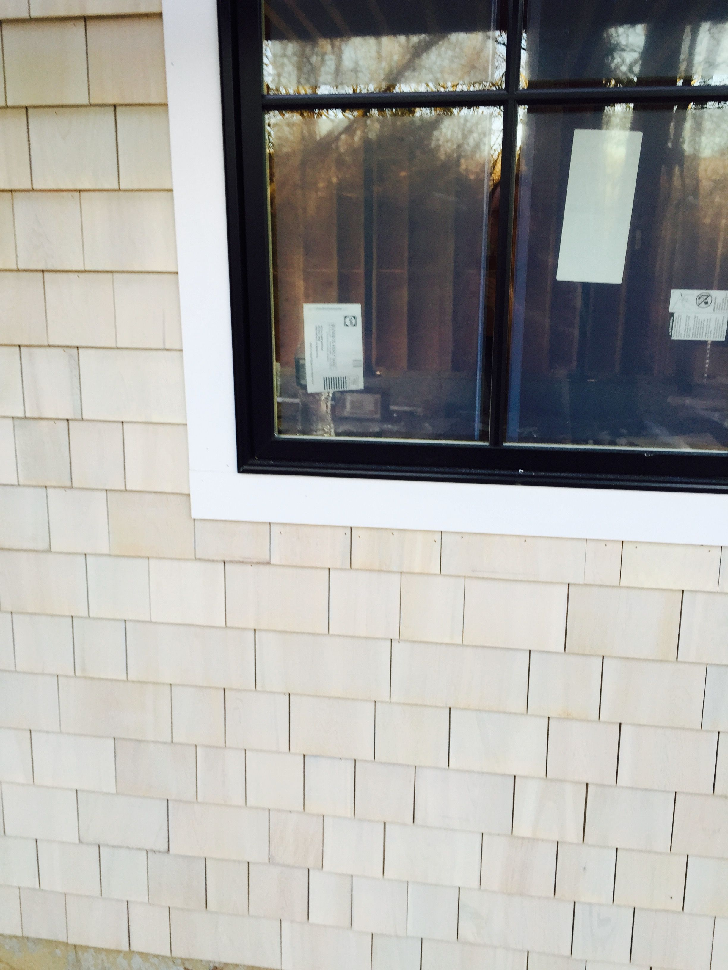 Best Maibec White Cedar Shingle With Bleaching Agent Next To 400 x 300