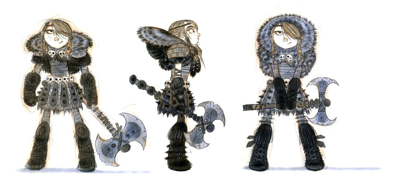 Character Design Dreamworks : How to train your dragon concept art google search