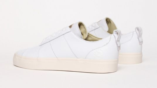 separation shoes 1d87f 66a2a adidas Ransom Army Trainer - White