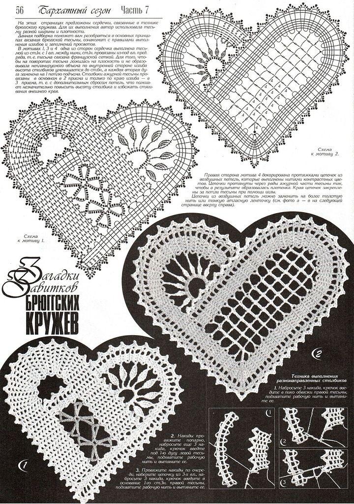 scan 93.jpg | Pinterest | Klöppeln, Klöppelbriefe und kostenlose Muster