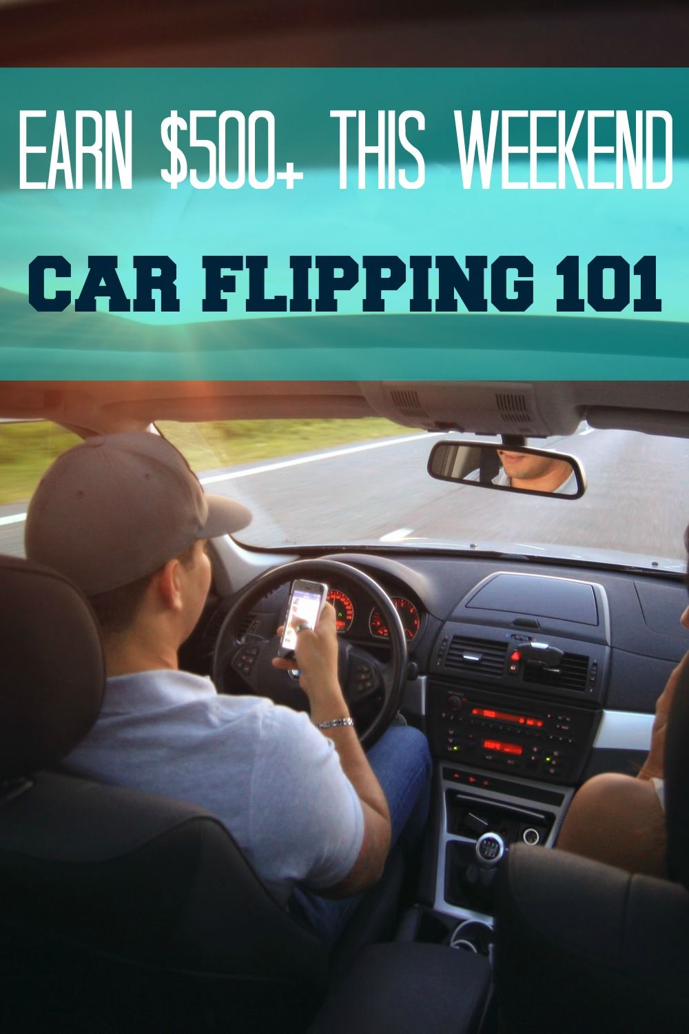 Earn 500 This Weekend An Intro To Flipping Cars Sell Used Car
