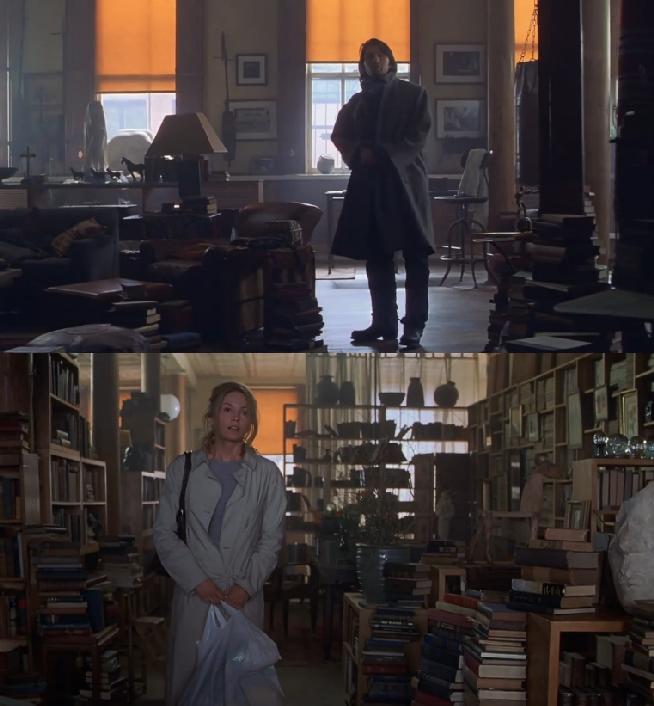 Apartment Film: Paul Martel's Apartment In The Movie Unfaithful