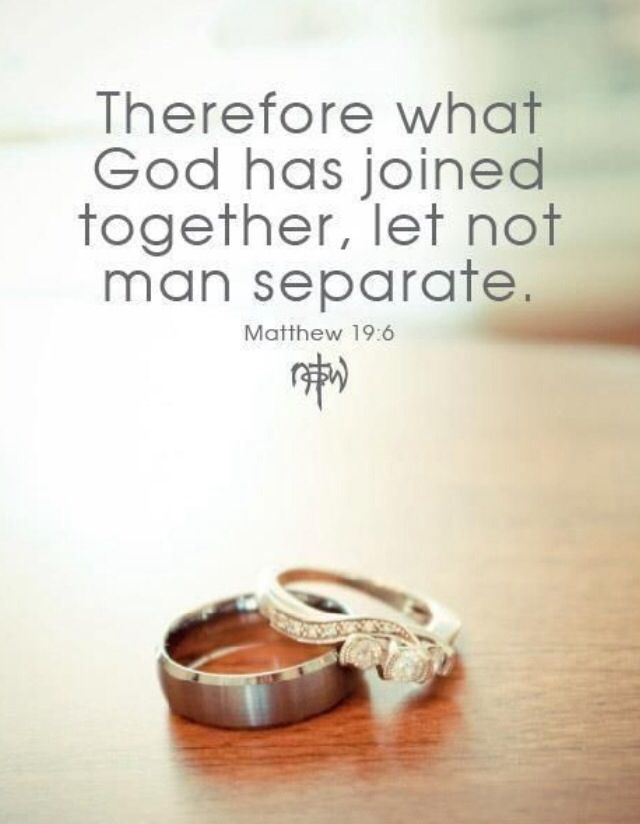 Bible Quotes About Marriage Problems
