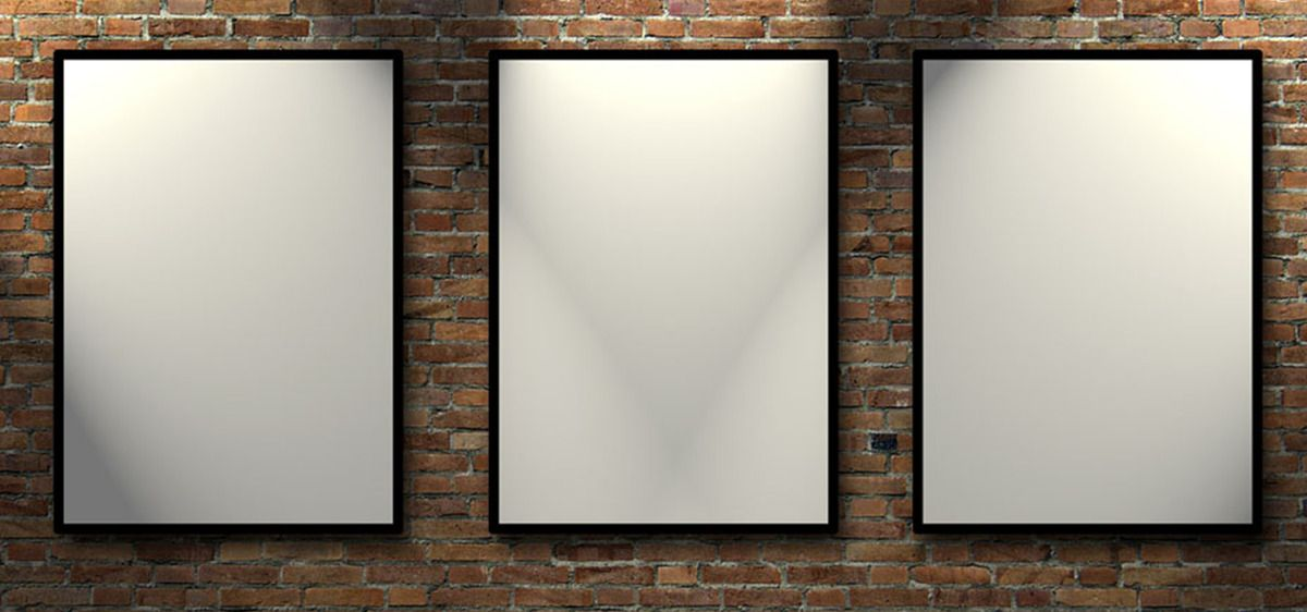 إطار صورة على الحائط Frames On Wall Poster Background Design Free Background Photos