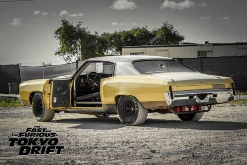 1971 Chevrolet Monte Carlo From The Fast And The Furious Tokyo Drift Is For Sale With Images Chevrolet Monte Carlo Monte Carlo Chevy Monte Carlo
