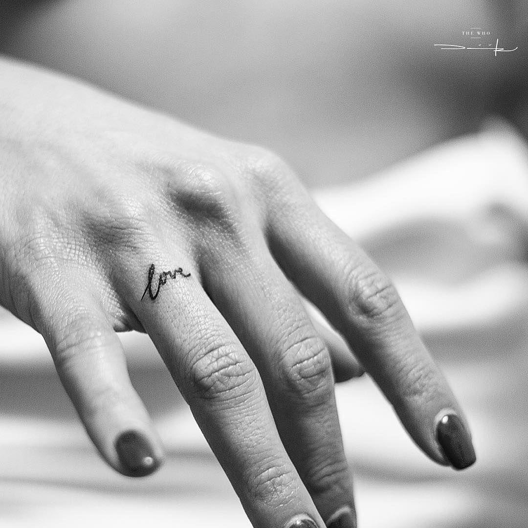 Ig thewhovo tattoos art tattoo finger tattoos