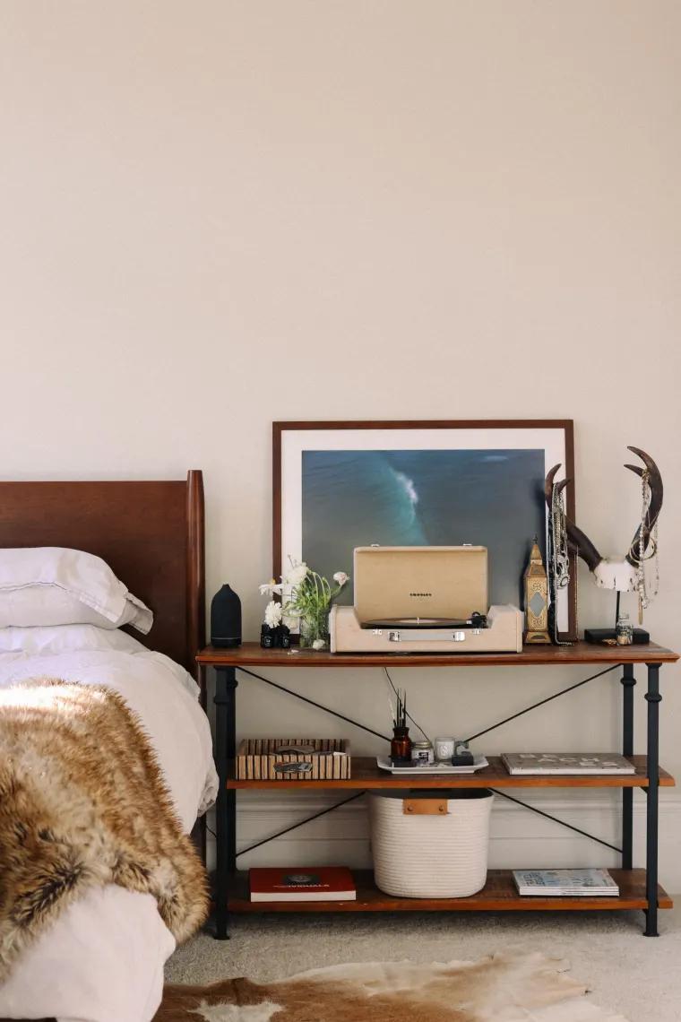 9 Sneaky Ways To Add More Storage To Small Spaces Small Space Storage Bedroom Small Spaces Bedside Storage