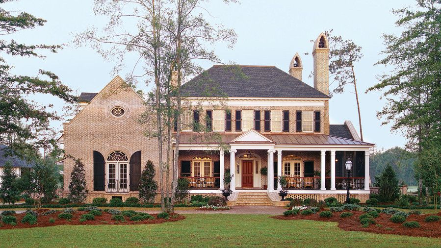 Top 12 Best-Selling House Plans Southern living house plans