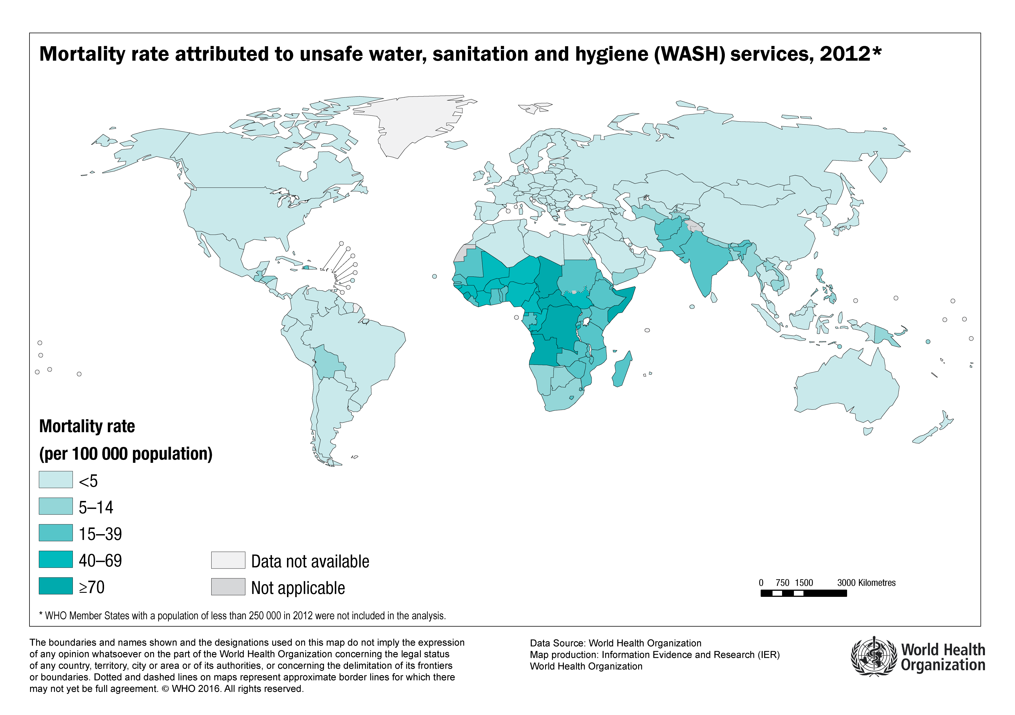 Pin By Alpheus Water Research On Water Pollution Water Pollution Mortality Mortality Rate