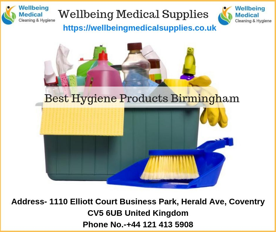 If you are searching best hygiene products birmingham