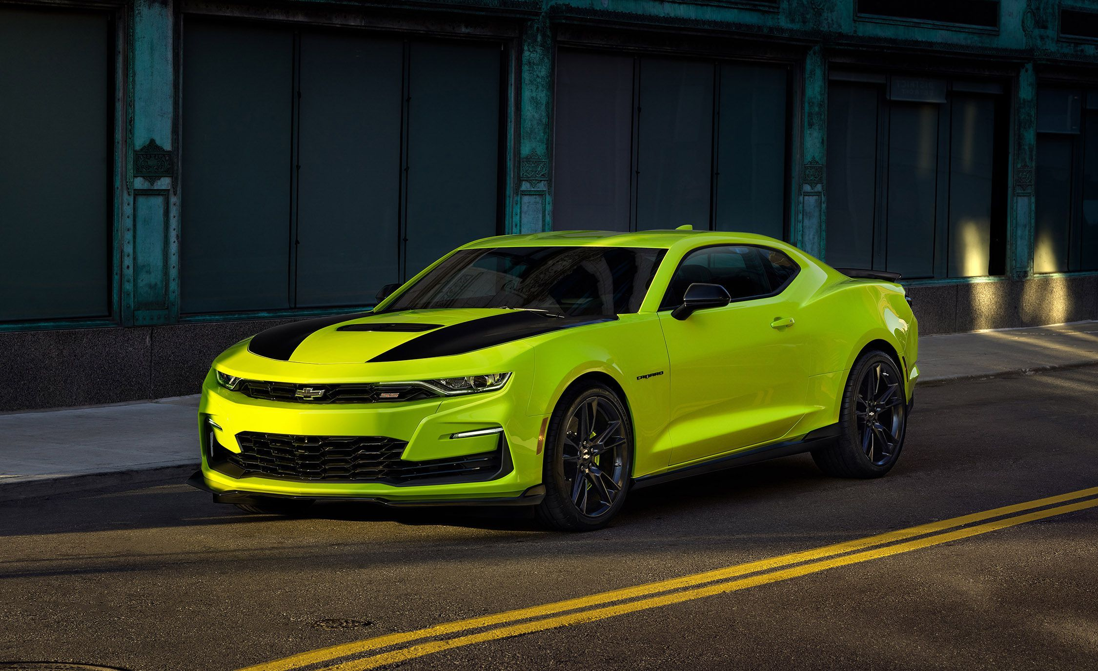 The 2019 Chevrolet Camaro Is Adding This Insane Yellow To Its Color Palette Chevrolet Camaro