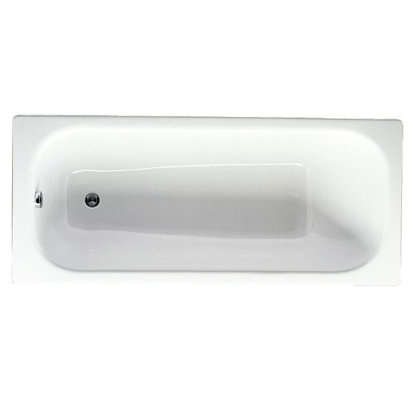 Waltz Steel Inset Bath | Inset Baths | CP Hart