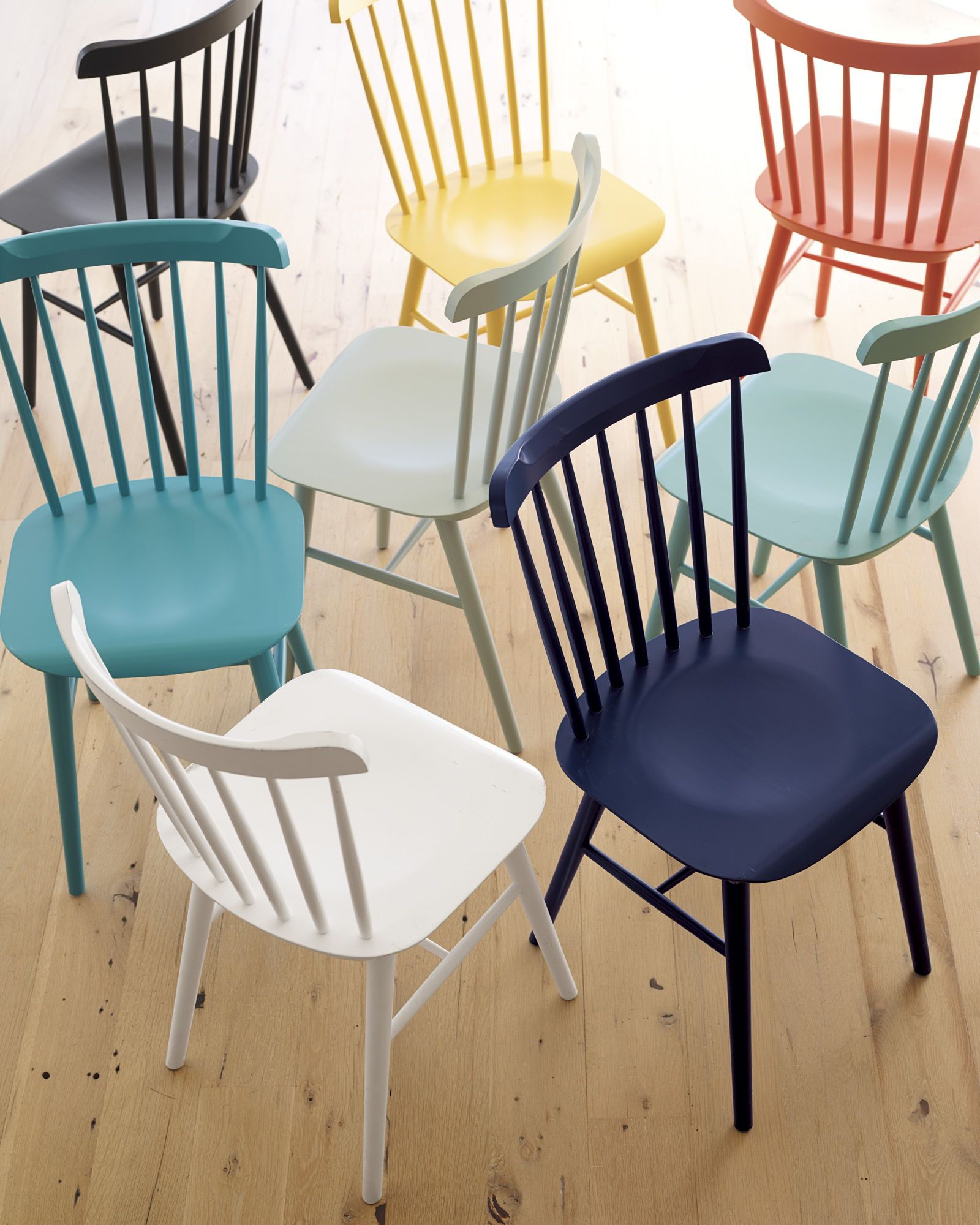 Tucker Dining Chair Wood Chair Design Dining Chairs Furniture Colored wood kitchen chairs