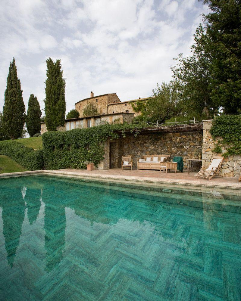 Castello di vicarello tuscany italy outdoor spaces nel for Case da favola interni