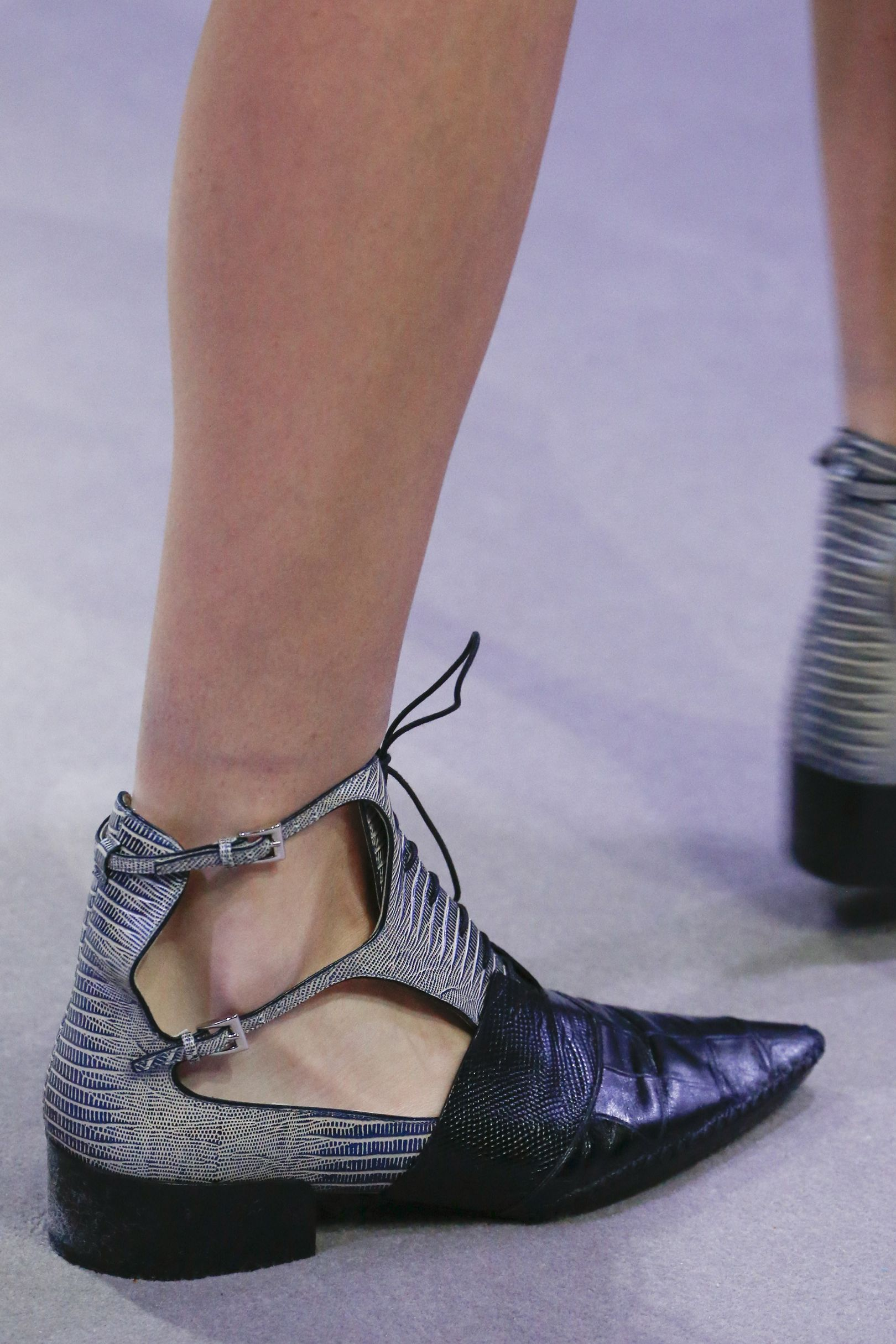 56a27267e6b The best designer shoes and shoe trends from the Autumn Winter 2016-17  fashion collections so far