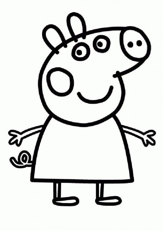 Torta De Cumpleaños De Peppa Pig Cumple Peppa Peppa Pig Para
