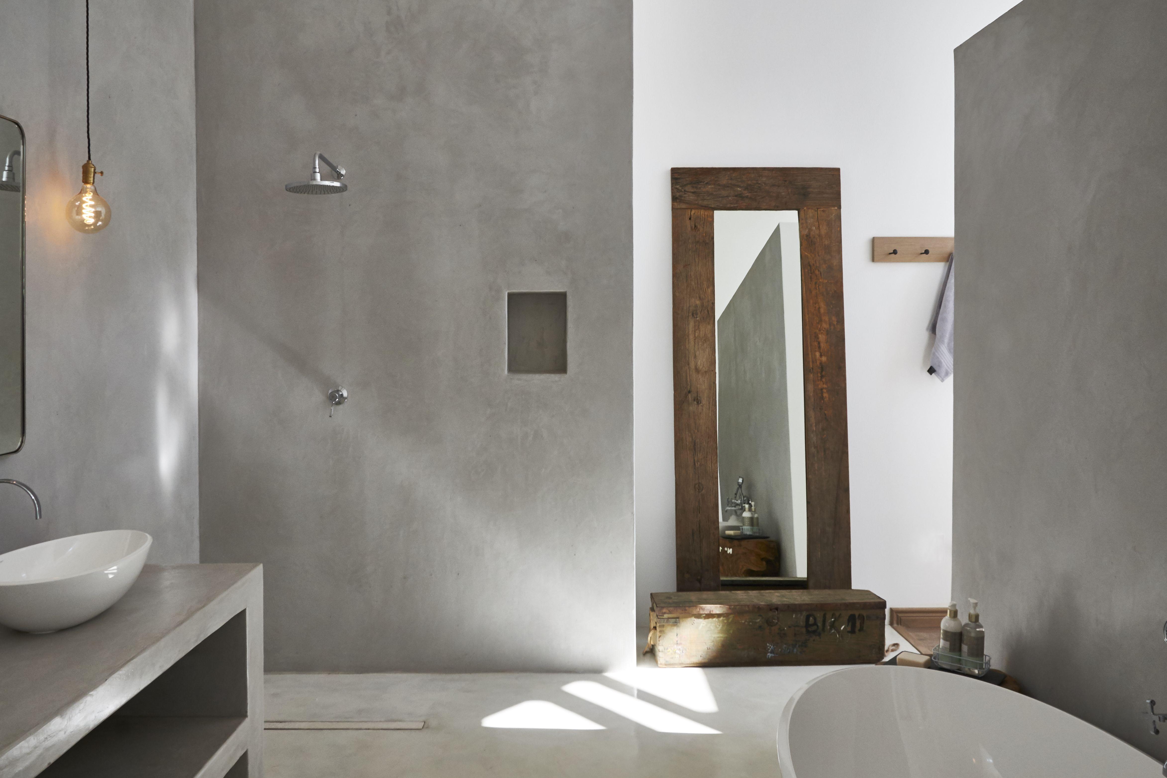 Satincrete Is A 2 3mm Coloured Cement Based Decorative