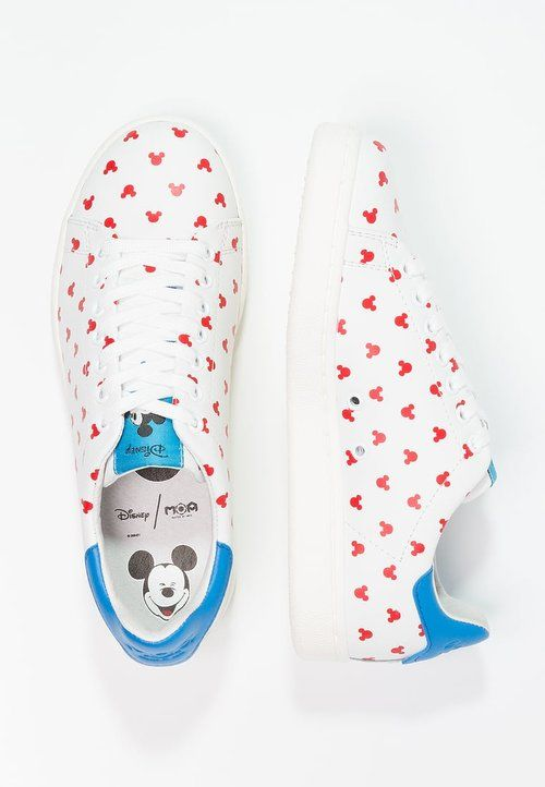 Style Mouse Disney Mickey Tenis Sneakers q8agX6 dcce53634c8