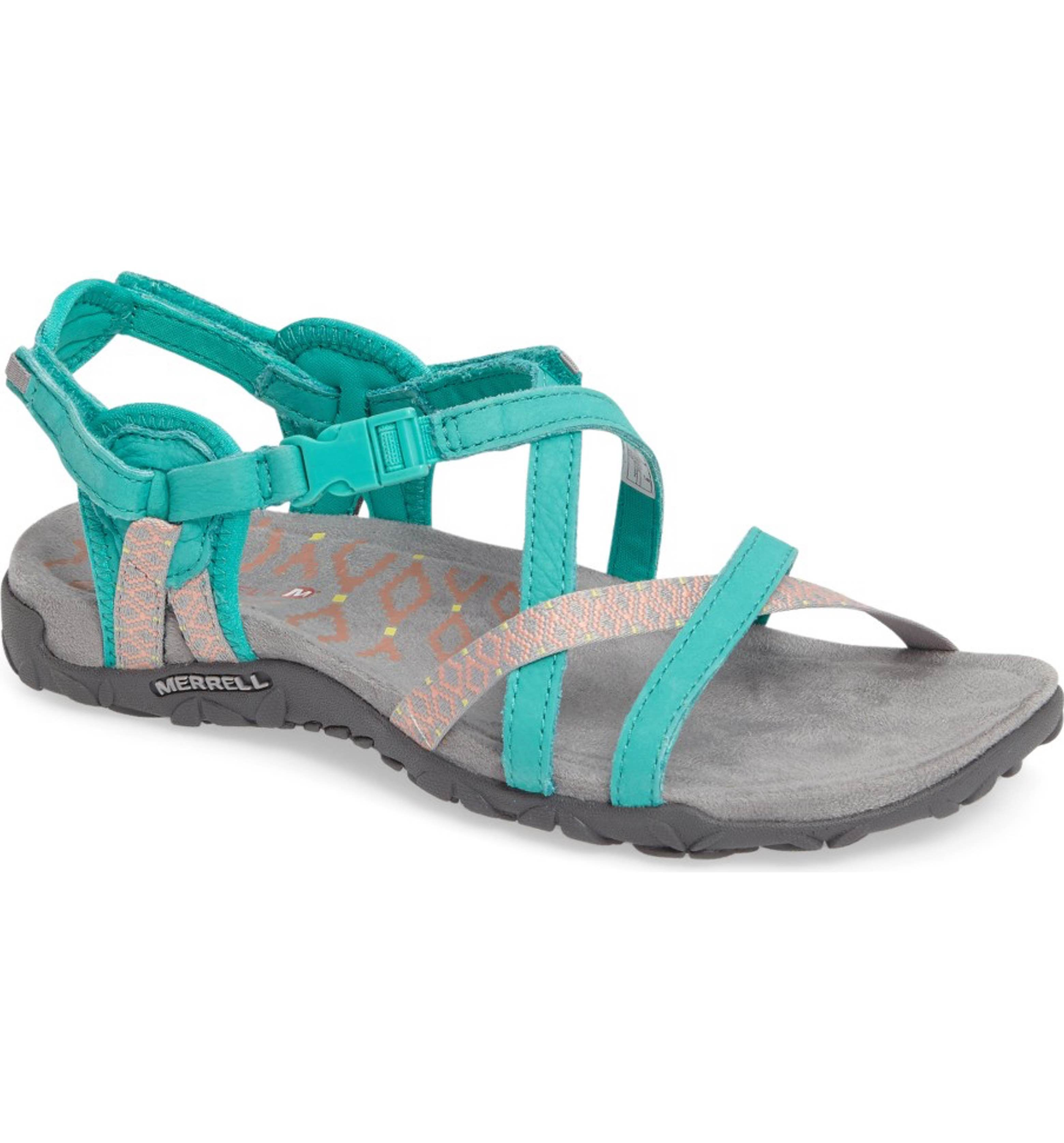 3dd8f3165445 Main Image - Merrell  Terran Lattice II  Sandal (Women)
