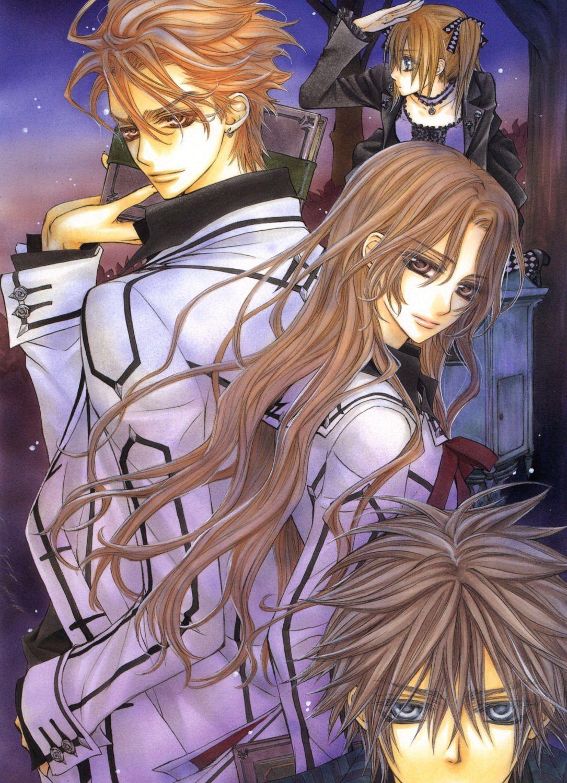 Vampire Knight Vampire knight cosplay, Vampire knight