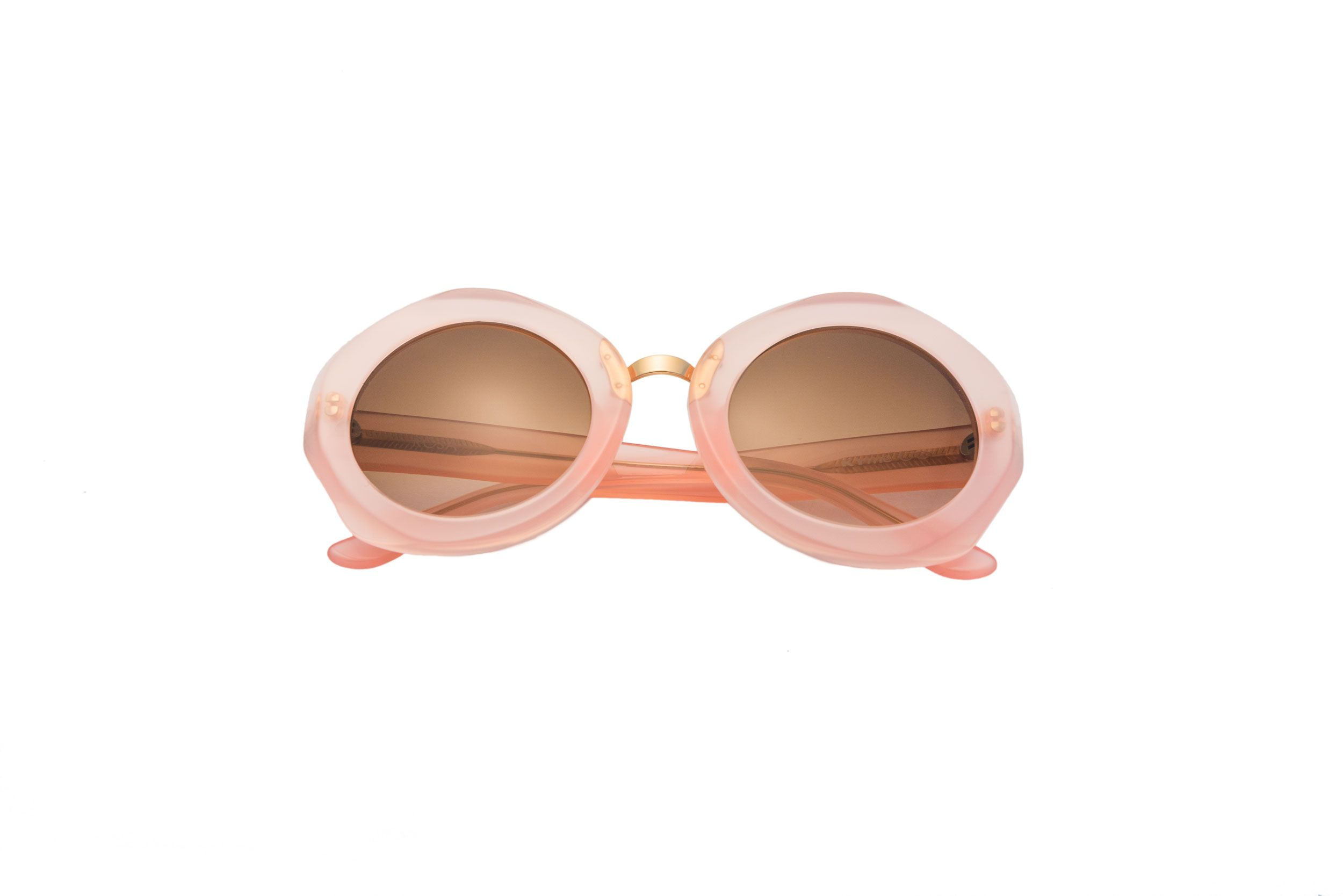 ROSA POWDER PINK & ROSE GOLD – Kyme Sunglasses | glasses | Pinterest