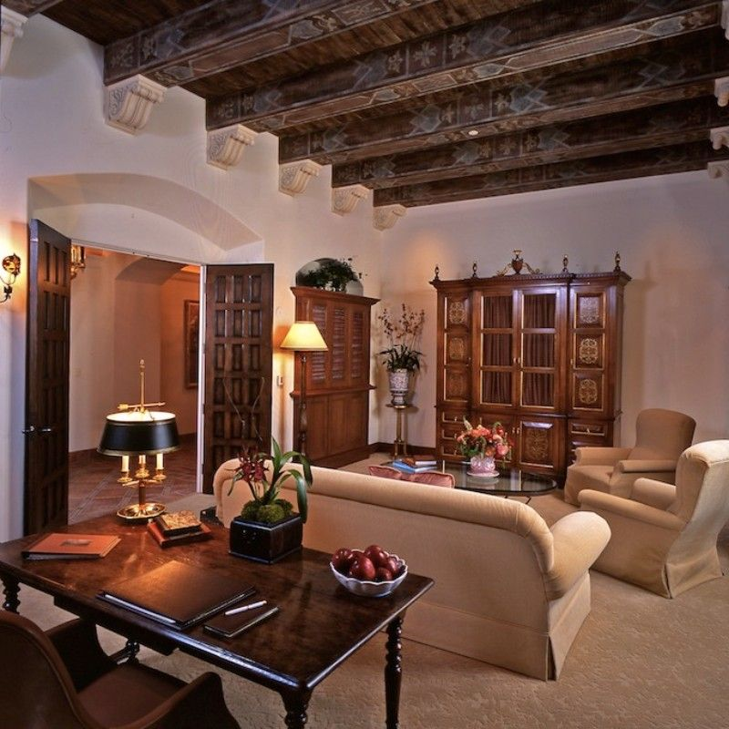 Southwestern Interior Design How To Achieve The Look European