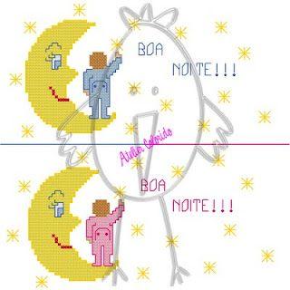 Lua com bebé