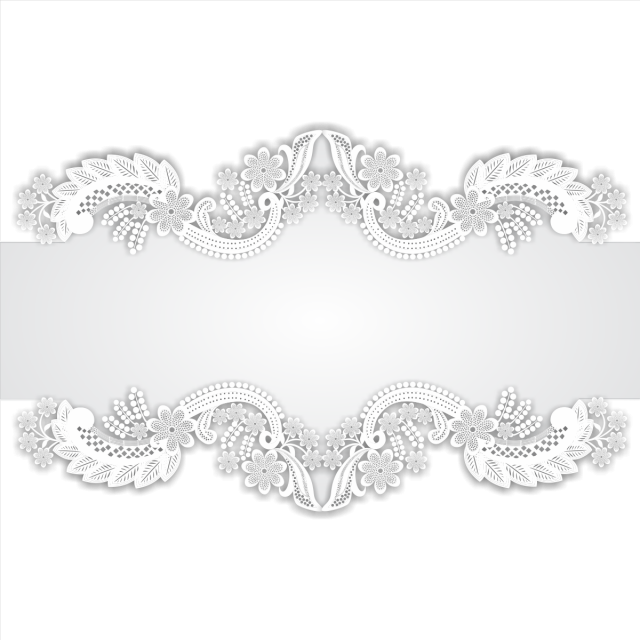 Lace Border Card Vector Border Vector Lace Vector Png Transparent Image And Clipart For Free Download Lace Border Floral Border Rose Frame