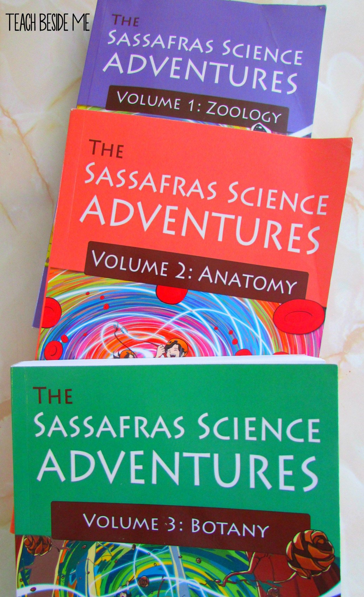 Photo of Living Science Homeschool Books
