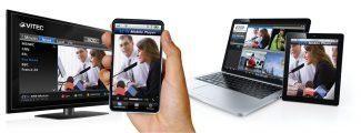 Vitec mostrará las capacidades de su solución de IPTV y digital signage para instalaciones deportivas