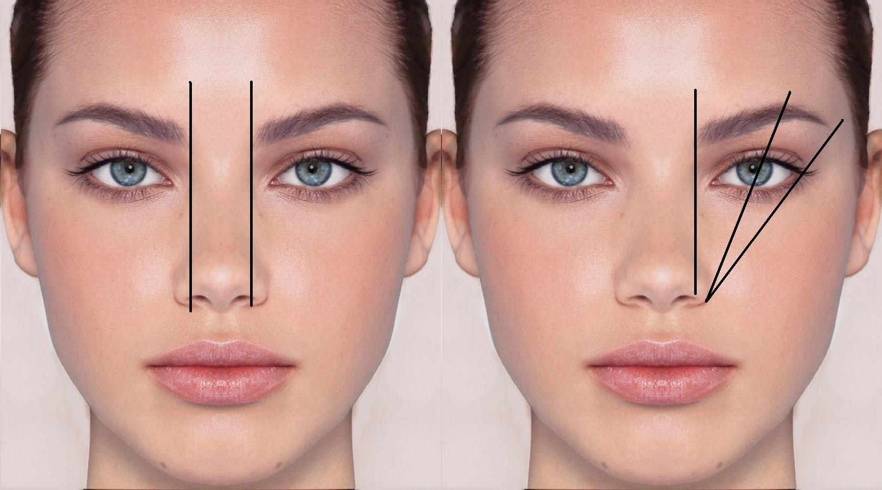 Eyebrow Guide Beauty Makeup Pinterest Eyebrows Makeup And